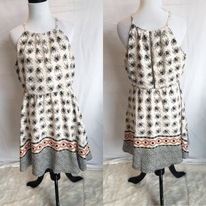 Elephant sun dress CALS large